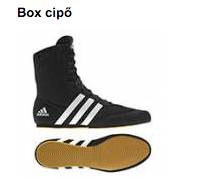 boxcipő