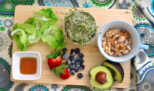 organic super foods